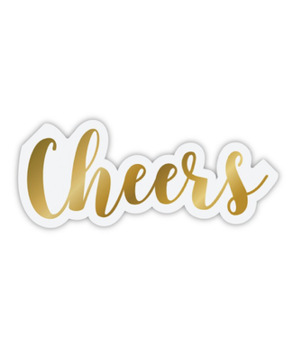 XL Diecut Cheers Napkin 16ct