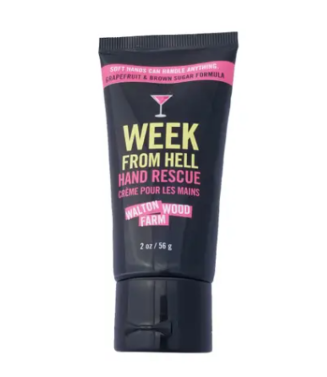 Hand Rescue Tube - Week From Hell