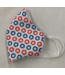 Face Mask with Filter - Patriotic Star