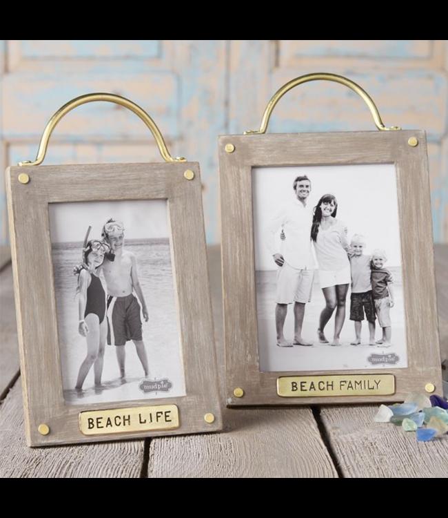 Mud Pie Beach Handle Frames