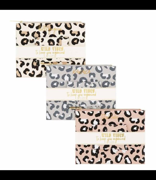Mud Pie Leopard Gift Set
