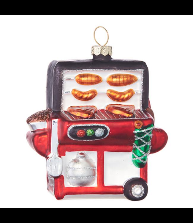 """3.5"""" Grill Ornament"""