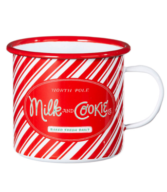"5"" Milk and Cookie Co Holiday Decor"