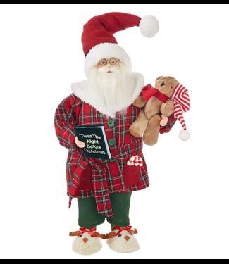 """20"""" Santa in Robe"""