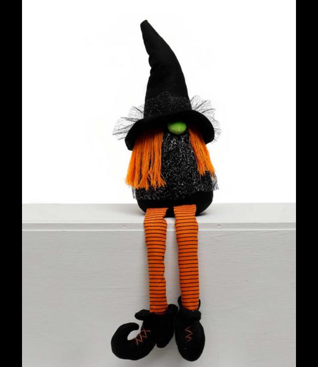 "31"" Samantha Witch Gnome"