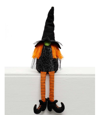 "20"" Samantha Witch Gnome"