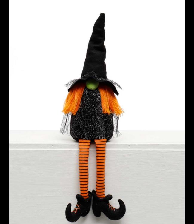 "20"" Samantha Witch Gnome"