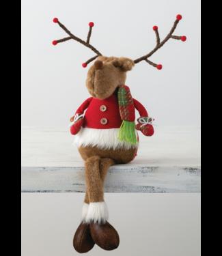 Sullivans Sitting Reindeer
