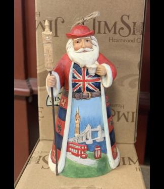 Santas British Santa Orn Jim Shore