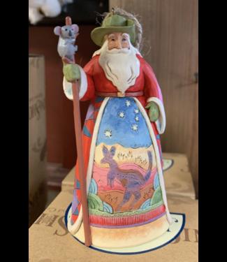 Santas Australian Santa Orn Jim Shore