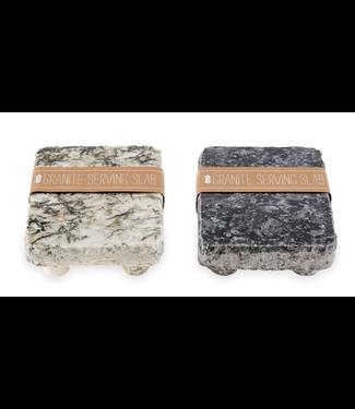 Mud Pie Granite Board with Feet