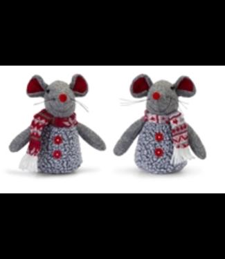 Mouse w/scraf