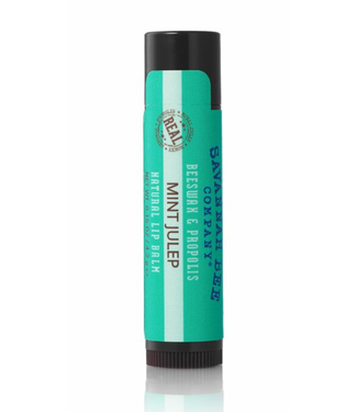 Savannah Bee Company Lip Balm Stick Mint Julep .15oz