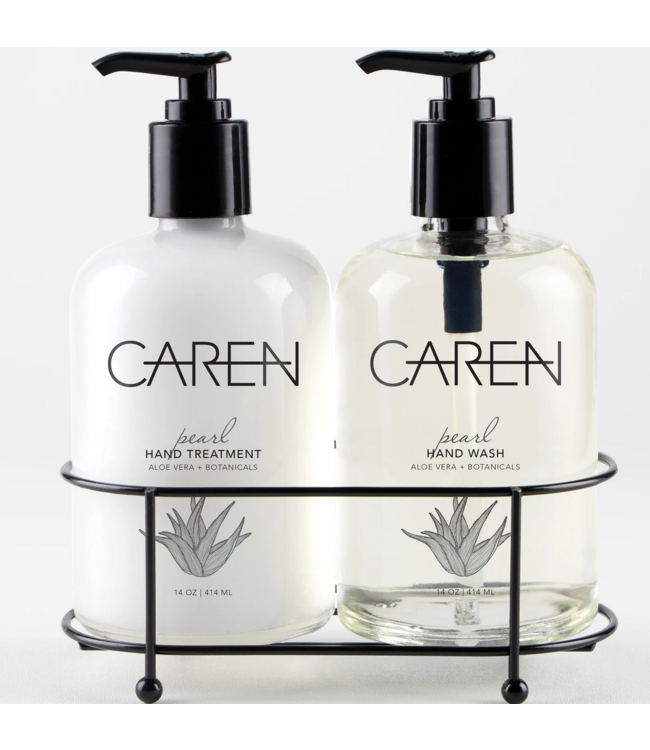 Caren Lotion and Soap Caddy