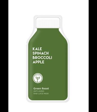 ESW Beauty Green Reset Anti-Aging Raw Juice Mask