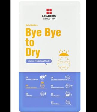 Leaders Cosmetics USA Daily Wonders Bye Bye to Dry Sheet Mask