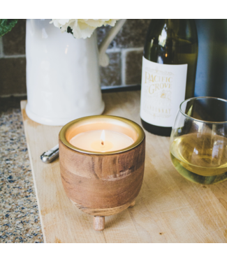 Rewined Chardonnay Barrel Aged Candle