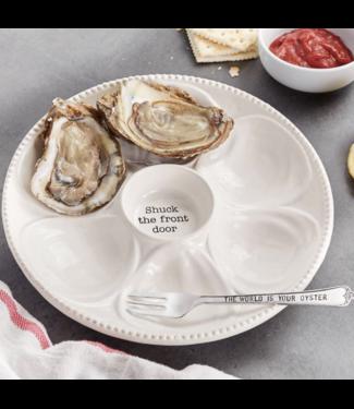 Mud Pie Oyster Platter