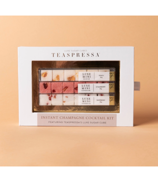 Teaspressa Instant Campagne Cocktail Kit