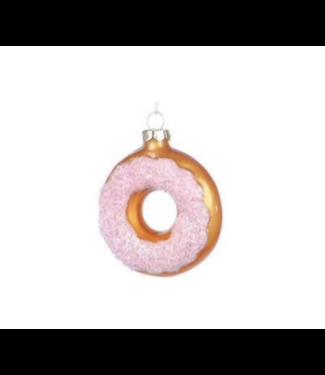 "Donut Ornament 2.5"""