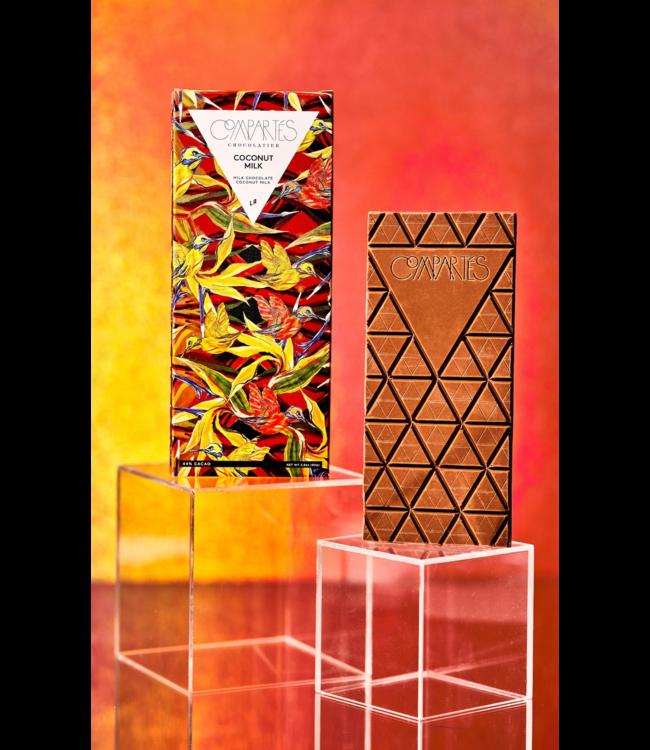 compartes chocolate Coconut Milk Chocolate Bar