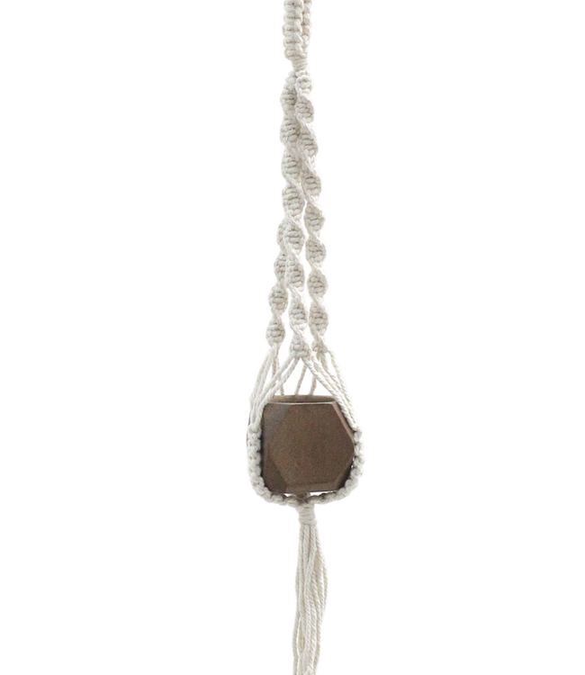 """Soul of the Party 18"""" Macrame Plant Hanger"""
