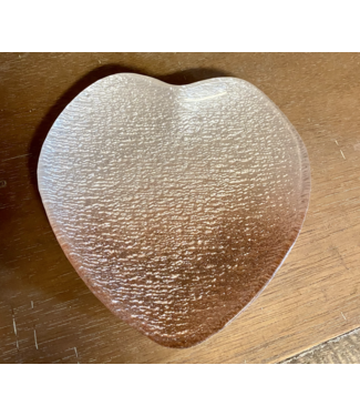 Ombre Pink Heart Dish