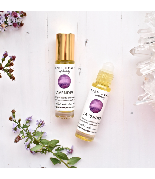 Lavender and Jojoba Essential Oil Roll On