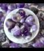 Amethyst Heart Crystal - Healing Stone