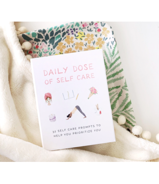 Amy Zhang Self Care Card Deck