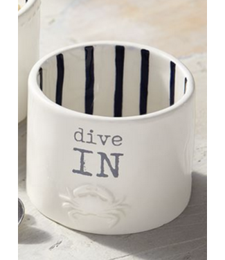 Mud Pie Dive in Dip Cup with Spoon