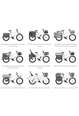 BENNO-CARRY ON vélo cargo