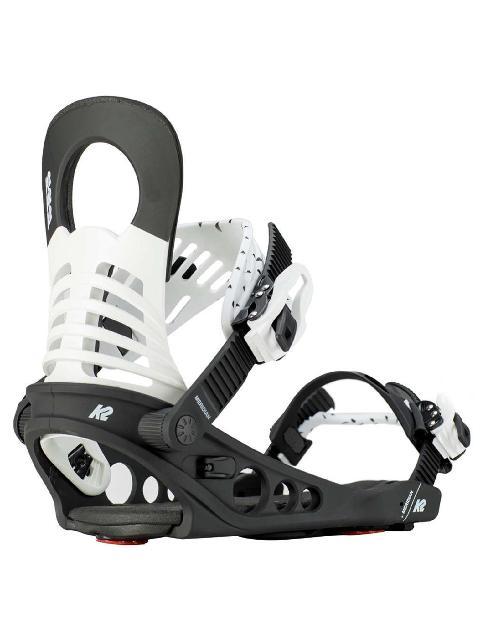 K2 K2 MERIDIAN SNOWBOARD BINDINGS