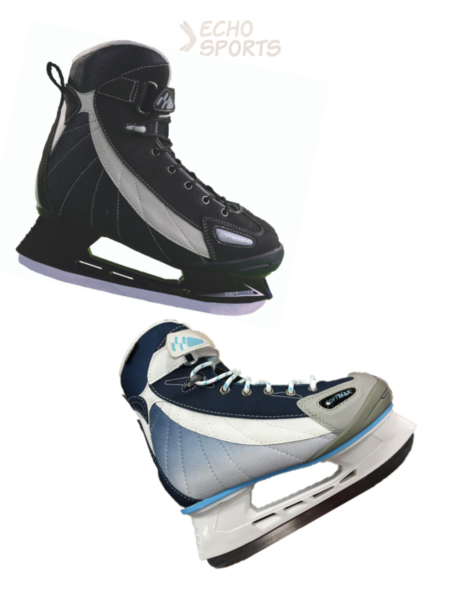 Patin à glace Softmax S-957