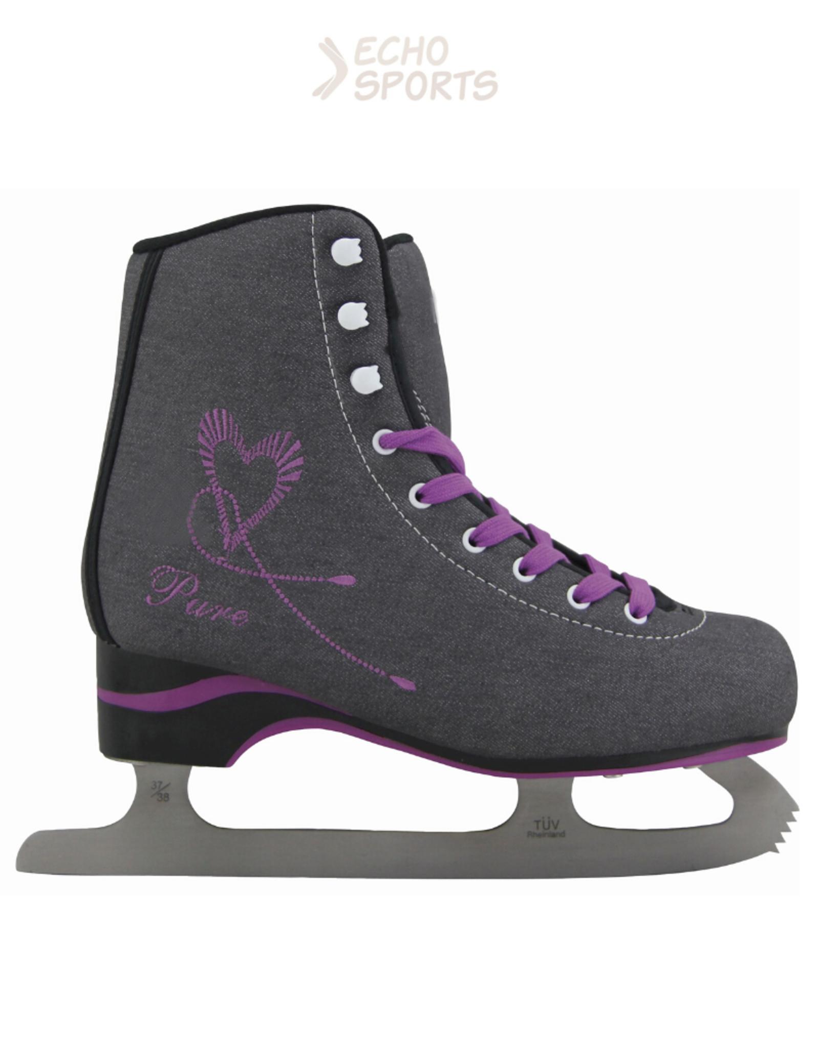 Leisure skate Softmax  S-736 women