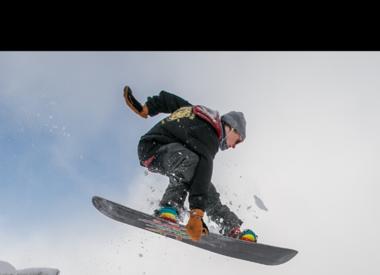 Planches à neige
