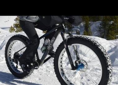 winter's bike