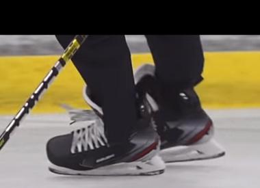 Recreational ice skate