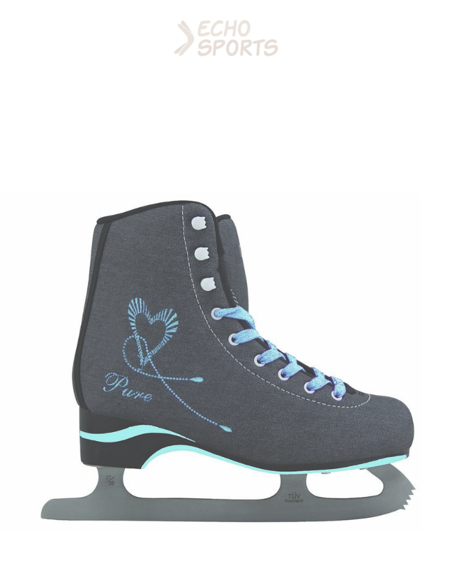 Patin à glace Softmax S-736 femme