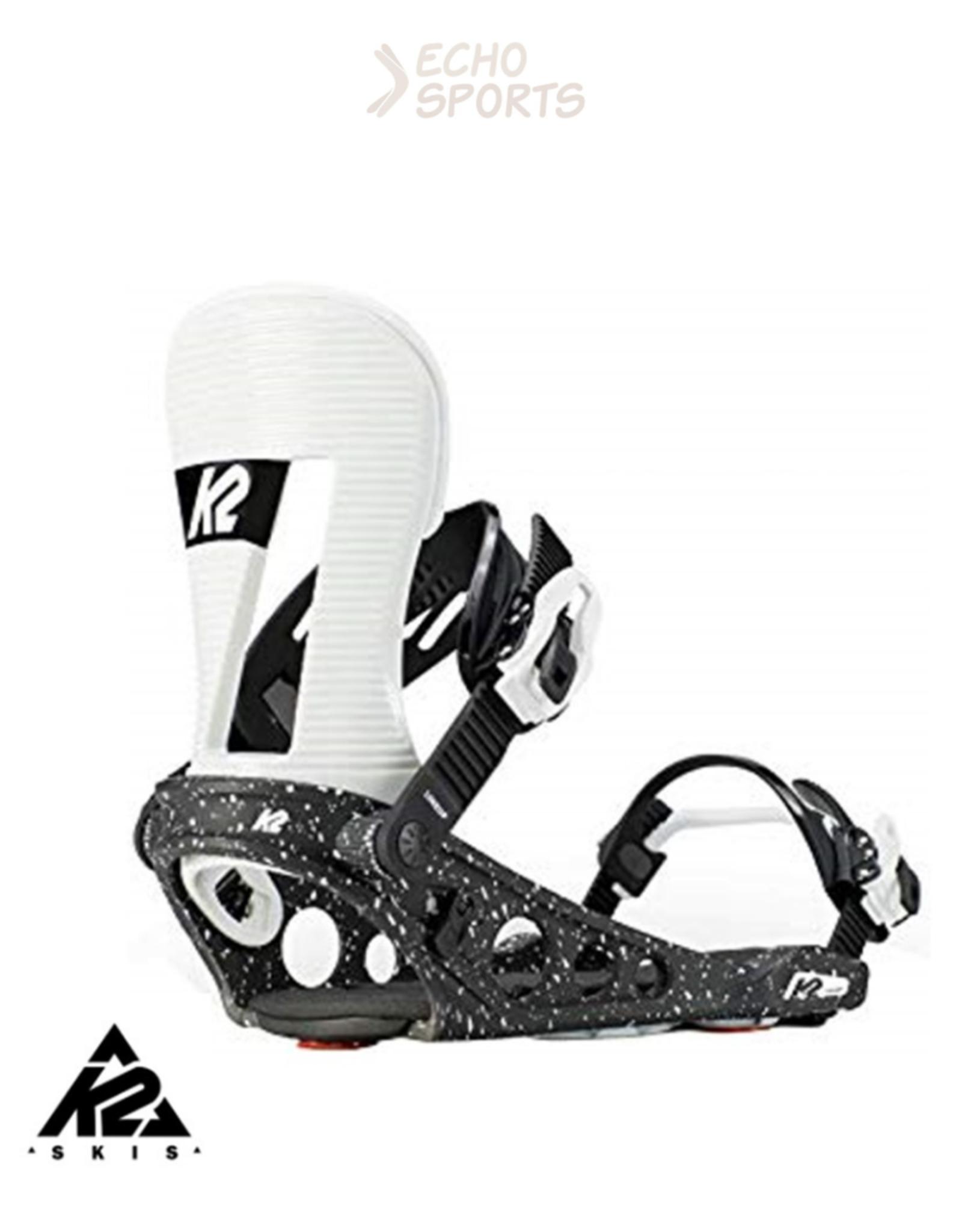 K2 FIXATION SNOWBOARD K2 SR- HURRITHANE