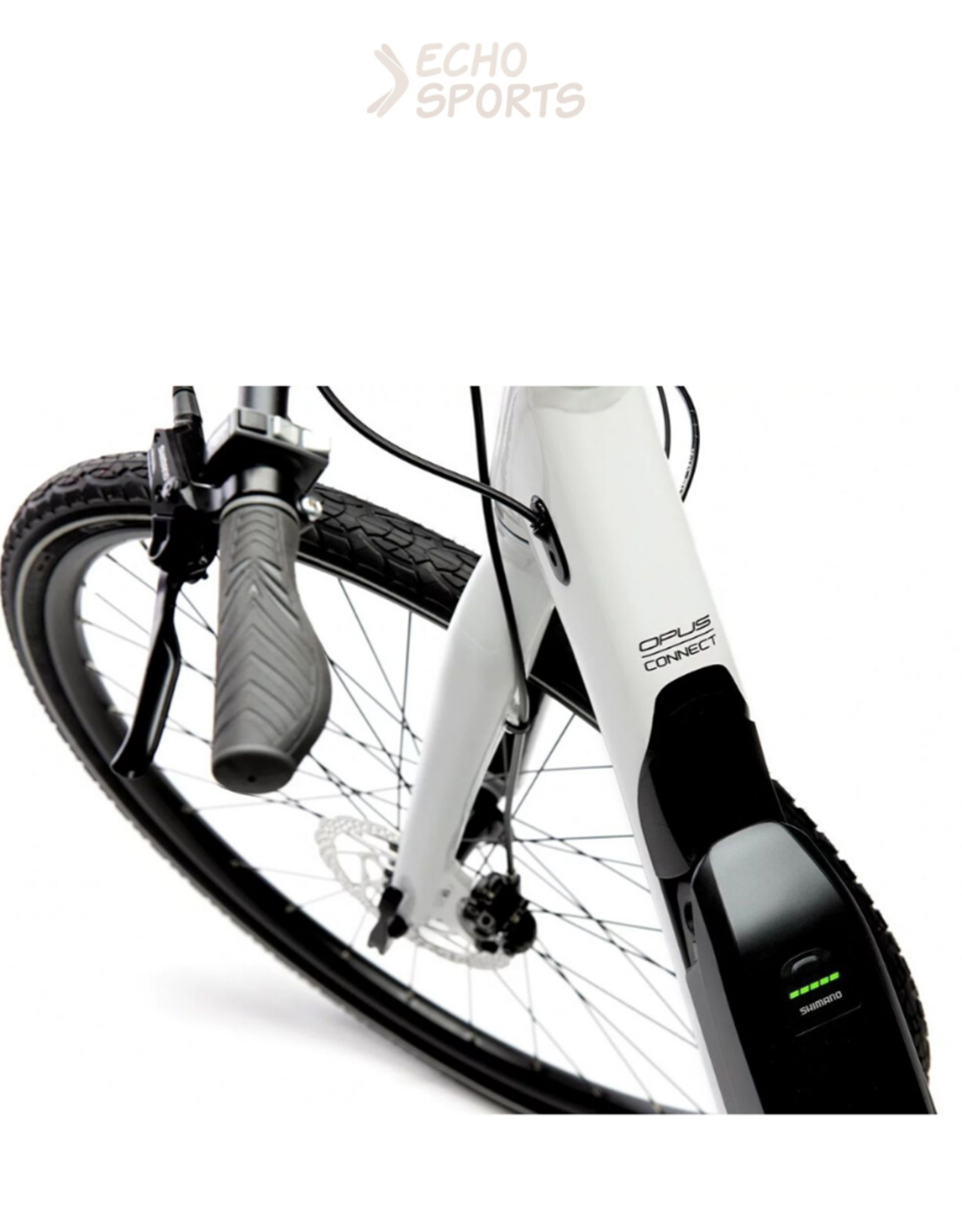 OPUS OPUS CONNECT STEPS 5000 WHITE EBIKE