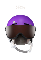 CASQUE SALOMON GROM VISOR JR