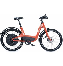 ELBY ELBY 9 SPEEDS ORANGE EBIKE
