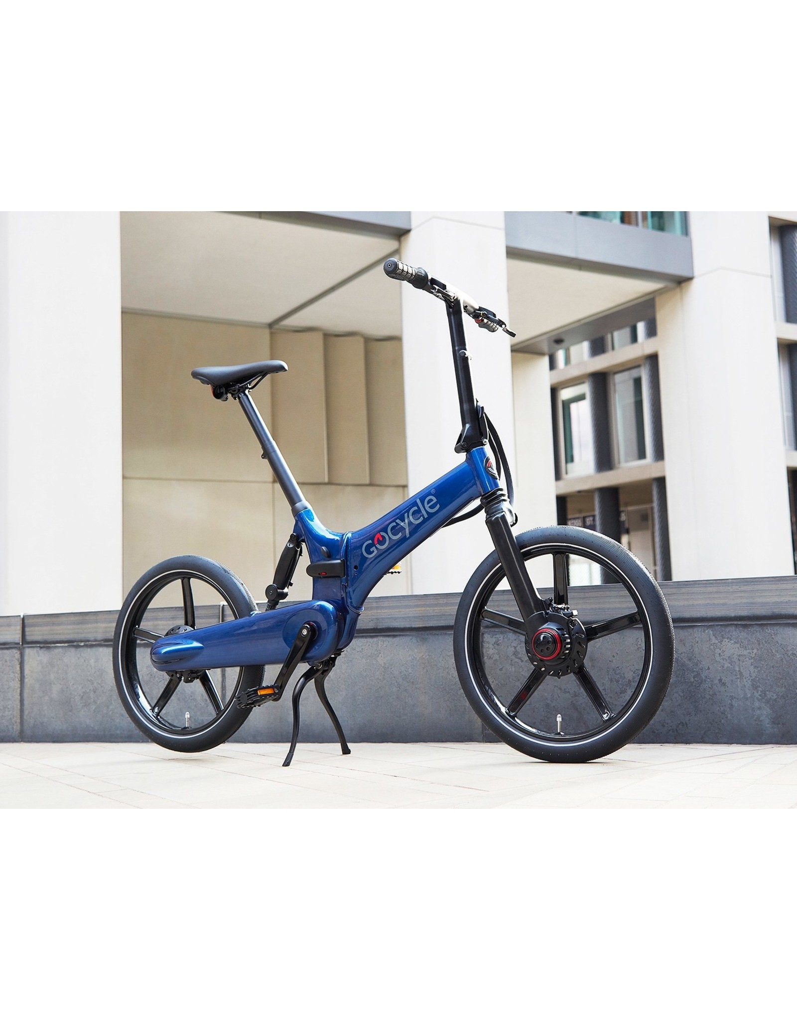 Gocycle GOCYCLE GX BLUE FOLDABLE