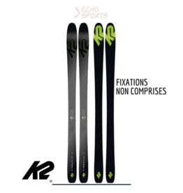 K2 SKI K2 F18 PINNACLE 95 TI