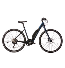 OPUS CONNECT STEPS 5000 METALLIZED BLUE EBIKE