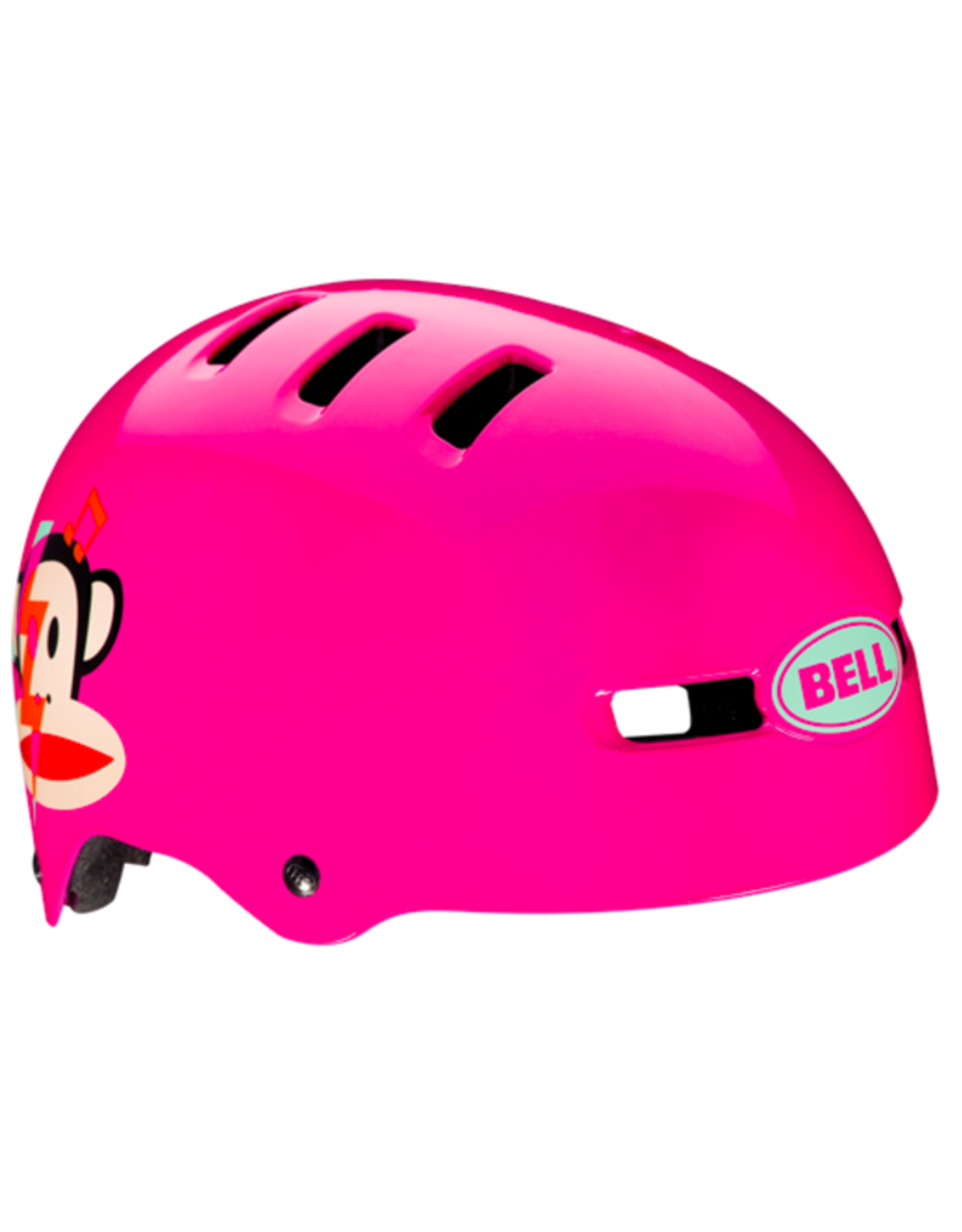 CASQUE ENFANT FRACTION BELL JR PINP XS
