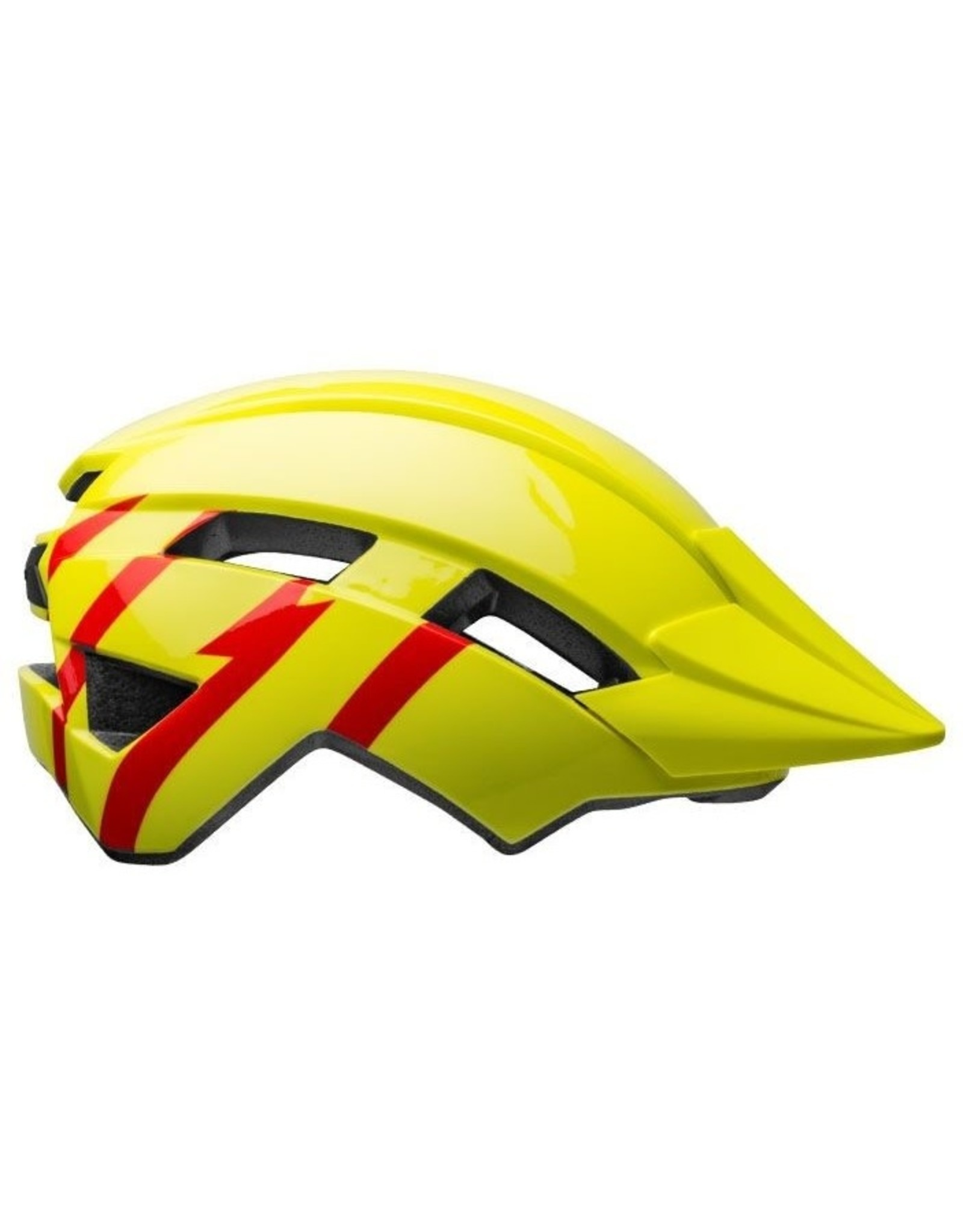 HELMET SIDETRACK II HIVZ/RED-YELLOW UC