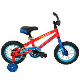 DCO DCO GALAXY 12 RED/BLUE JUNIOR BIKE