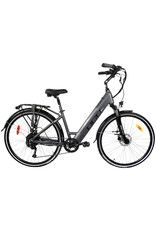DCO LIBERT-E grey-black-silver ebike